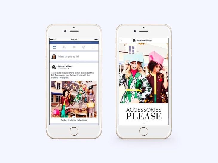 Value Retail - Facebook - Canvas - Accessories